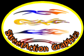 Street Action Graphics Kits