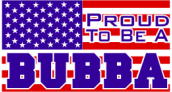 proud to be a bubba