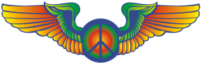 peace wings