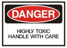 highly toxic